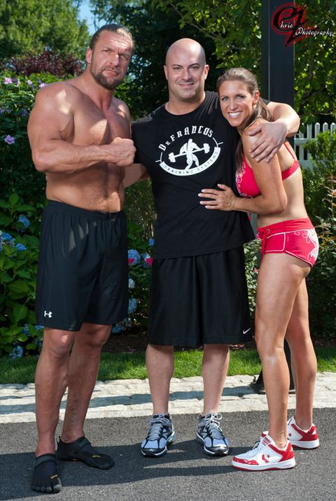 Stephanie In Best Shape of Her Life, DeFranco Talks Her Physical Progression - http://www.wrestlesite.com/wwe/stephanie-in-best-shape-of-her-life-defranco-talks-her-physical-progression/