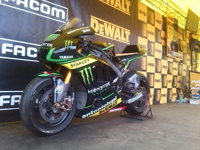 Yamaha monster tech3