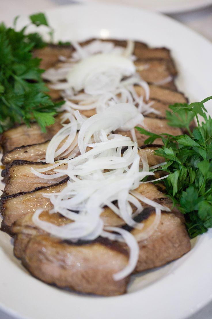 great rosh hashanah menu