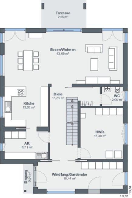 WeberHaus – Großzügiges Stadthaus für Zwei