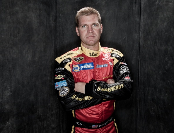 Clint Bowyer, the master of being funny.