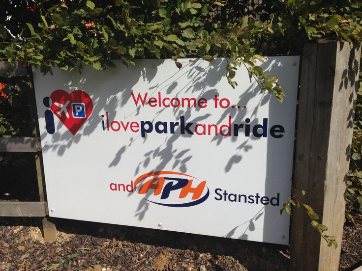 I Love Park and Ride and APH - Stansted Airport