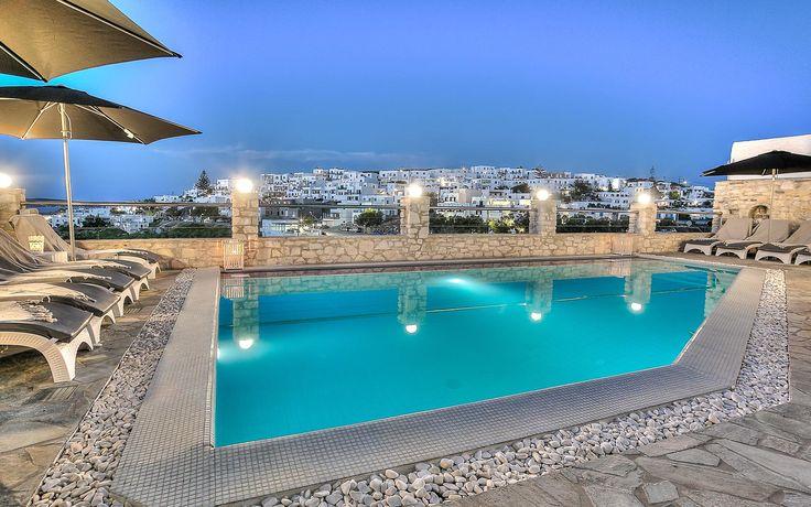 Paliomylos Hotel, Naoussa, Paros