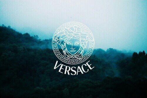 Imagine prin we heart it brand brands logo photography - Versace logo wallpaper hd ...