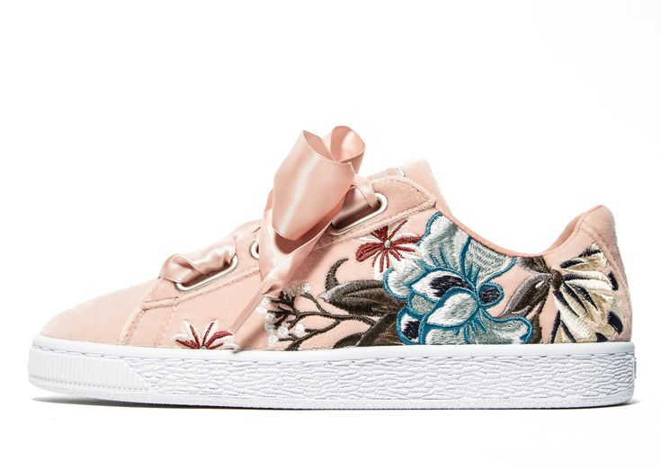 PUMA Basket Heart Embroidered Women's - Shop online for PUMA Basket Heart Embroidered Women's with JD Sports, the UK's leading sports fashion retailer.