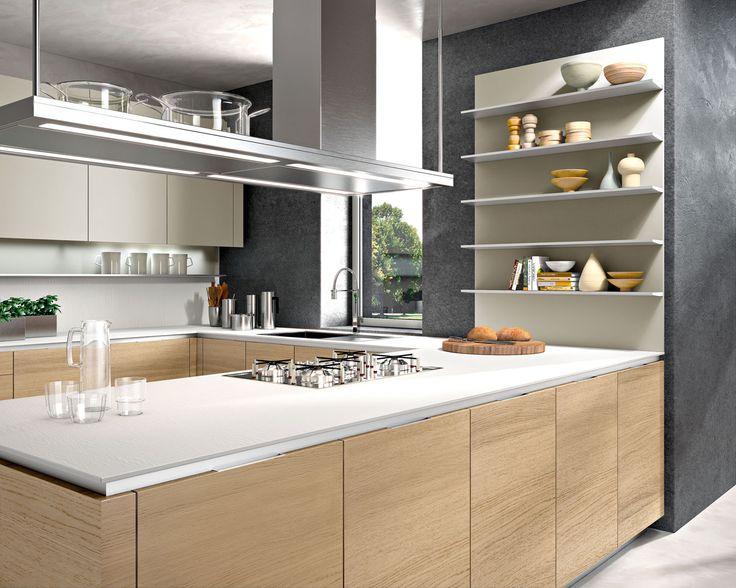 Detail of kitchen area Snaidero - Orange - photo 12