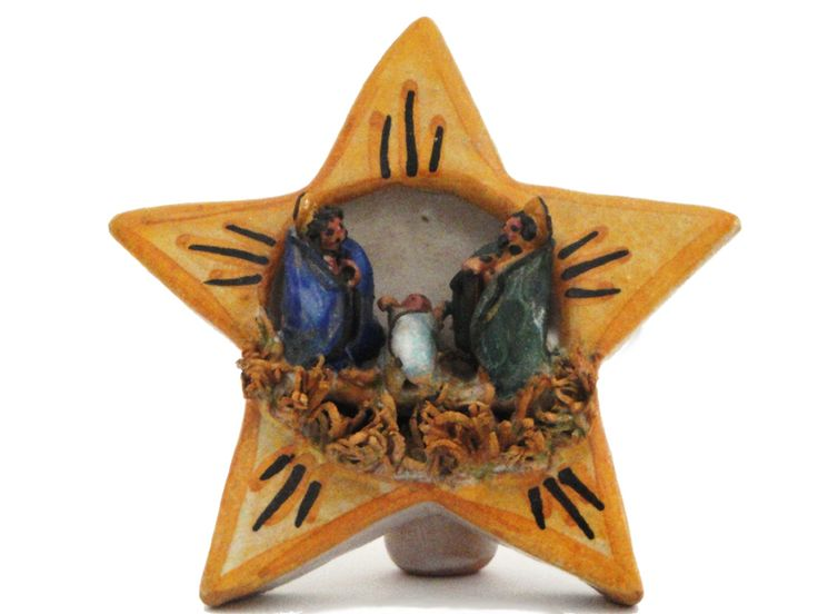 Presepe Stella di Gifts & Co su DaWanda.com