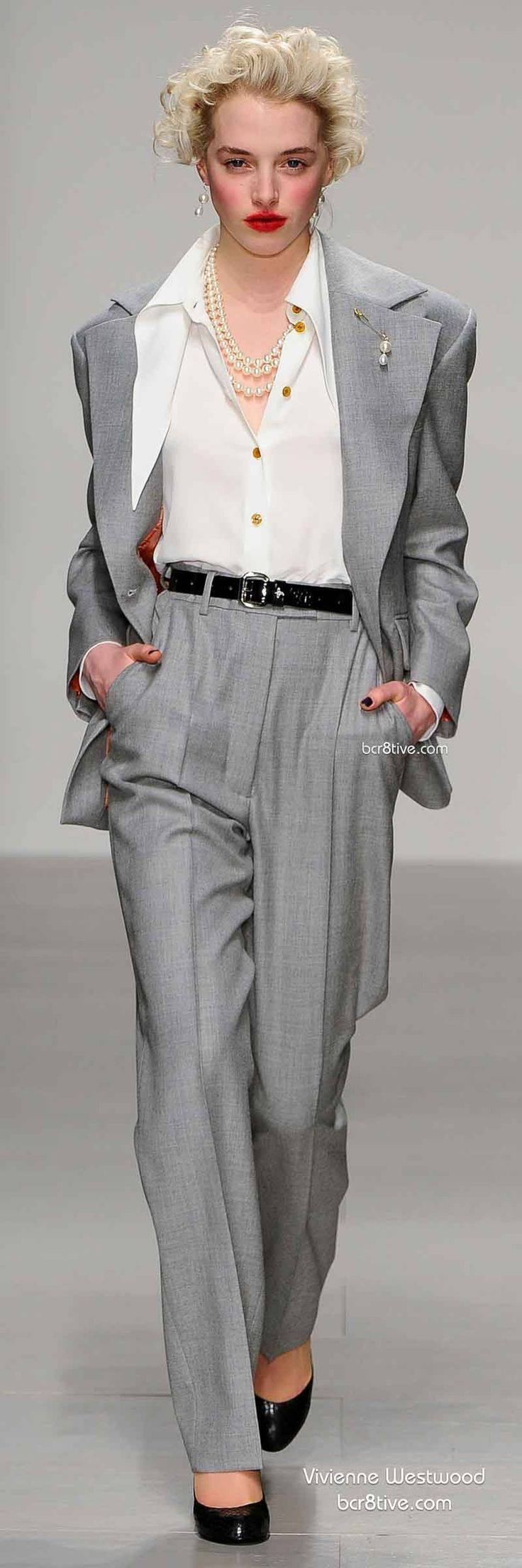 Fall 2014 Menswear Inspired Fashion