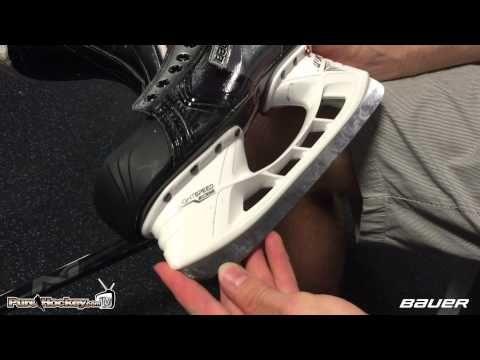 Gear Talk w/ The Pros #42: Dougie Hamilton's Bauer Skates - http://hockeyvideocenter.com/gear-talk-w-the-pros-42-dougie-hamiltons-bauer-skates/