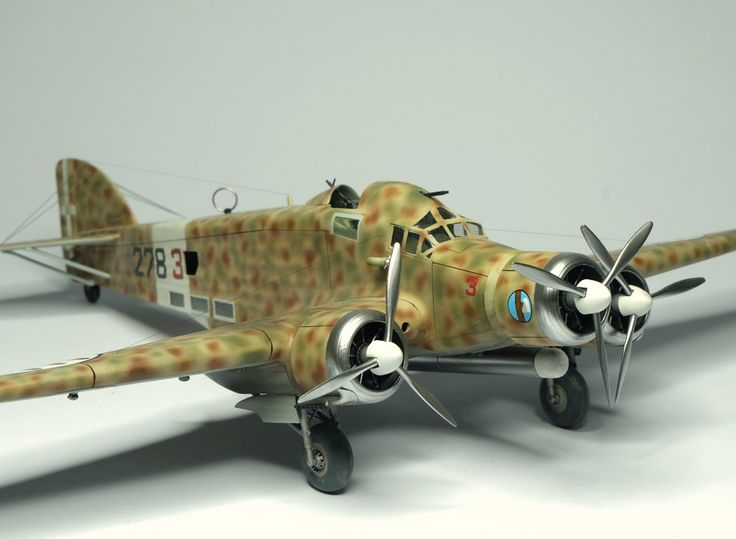 """Sparviero"" in 1:72"