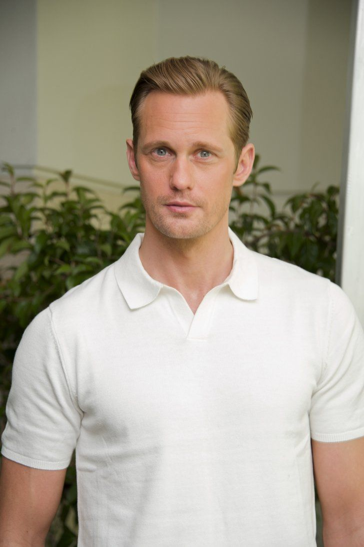 | 24 Pictures That Will Remind You Just How Handsome Alexander Skarsgard Is | POPSUGAR Celebrity Photo 13