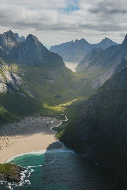 tumblr n13zakL2uh1qkegsbo1 500 Random Inspiration 123 | Architecture, Cars, Girls, Style & Gear: Photos, Beautiful Places, Daniel Korzhonov, Cars Girls, A View On Lofoten Norway, Travel, Landscape, Girls Style, Mothers Natural