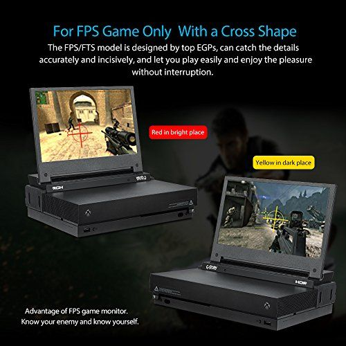 G-STORY 11 6 Inch HDR IPS FHD 1080P Eye-care Portable Gaming