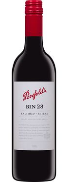 $29.90 - Barossa - First made in 1959, Penfolds Kalimna Shiraz is an icon in the field of warm-climate Shiraz. Always ripe, robust and generously flavoured. The Bin 28 is named after the Kalimna vineyard that was purchased back in 1945 and from which the original fruit was sourced from.