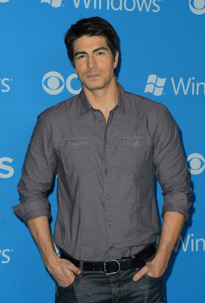 Brandon Routh Photos - Actor Brandon Routh arrives at CBS 2012 fall premiere party held at Greystone Manor Supperclub on September 18, 2012 in West Hollywood, California. - CBS 2012 Fall Premiere Party