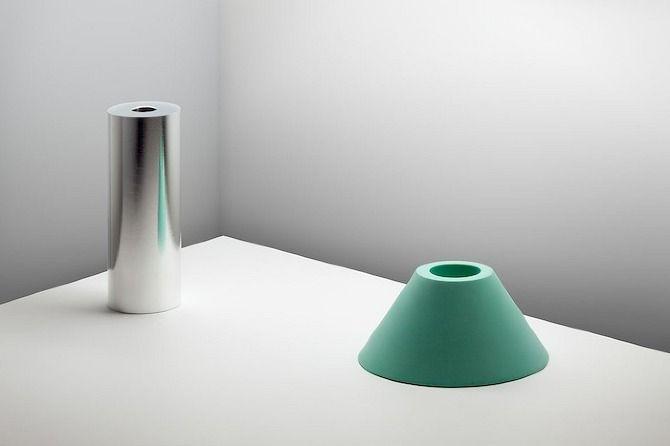 D.E. Vessels by Daniel Emma #shape #geometric #colour #design