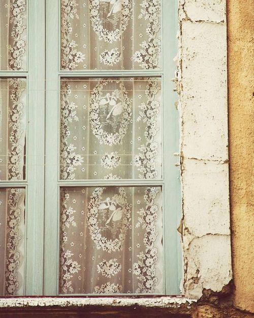 17 Best images about Lace curtains on Pinterest