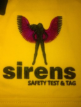 Sirens Test And Tag