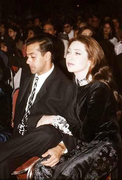 Blast from the past: Salman Khan & Karisma Kapoor