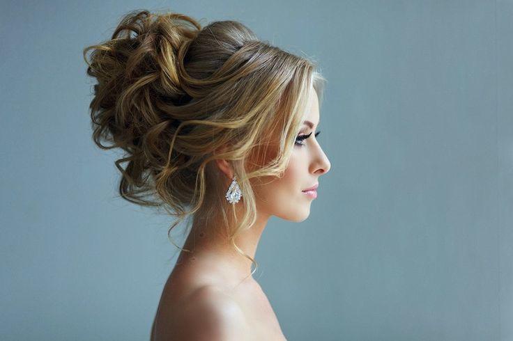 Стилист Надя Гербер, Образы для невест, Образ невесты, Свадебные прически и макияж