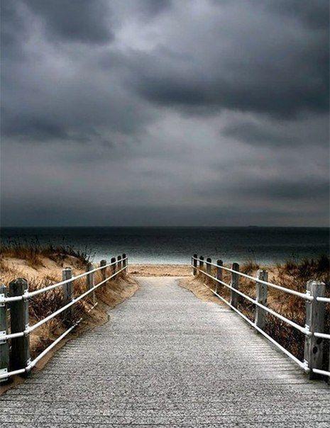 Grey sky....my kind of day!