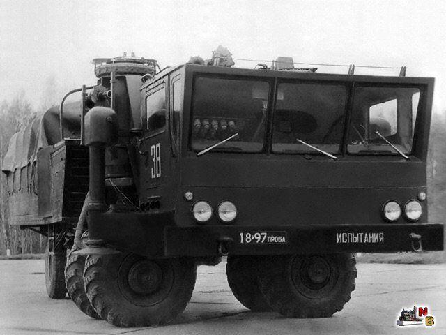 ЗИЛ-135МШ