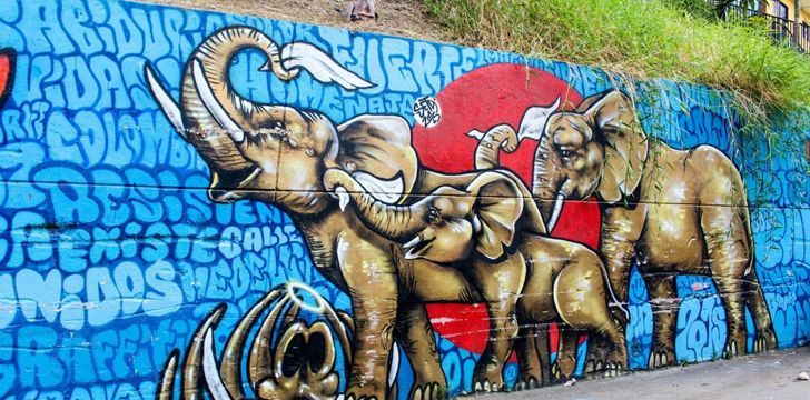 Fun Facts About Graffiti