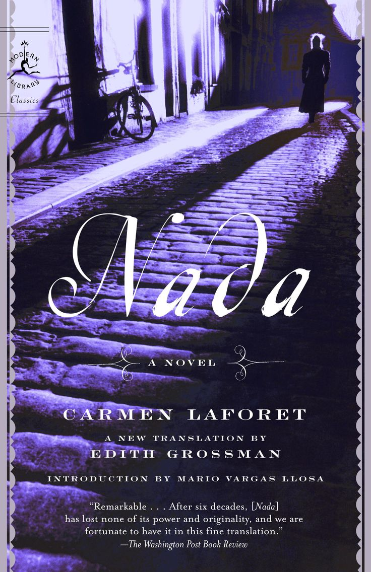 Carmen Laforet: Nada (1945) A Classic of Spanish Existentialism « Beauty is a Sleeping Cat