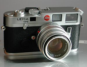 Leica M6 - my dream film camera. Perfection!