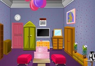 Cake room escape es un nuevo juego de escapar de la habitación. De nuevo te has quedado encerrado dentro de la sala, encuentra la manera de poder salir.