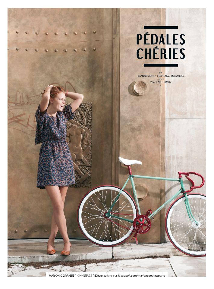 Pédales Chéries - Code D'accès Magazine Heritage Paris - H005