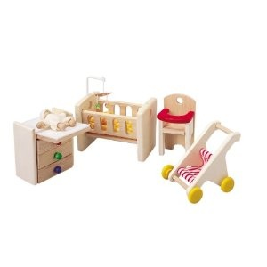 Plan Toys Baby and Nursery Dollhouse furniture $17.98