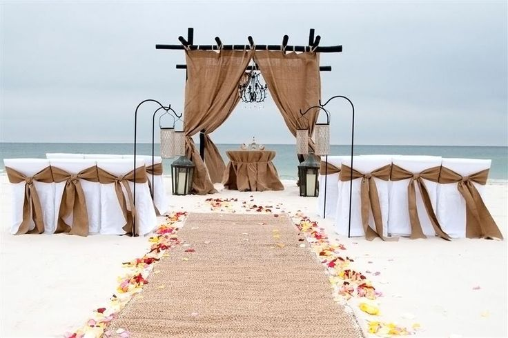 gulf shores orange beach wedding packages on the beach