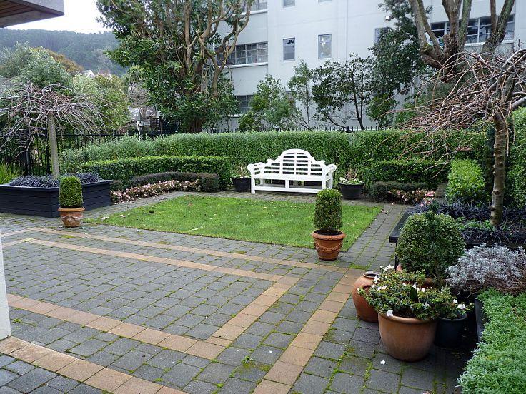 Apartment Landscape Design Inspiration Decorating Design