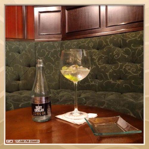 Premium tonic Water by Vichy Catalán en el COBH