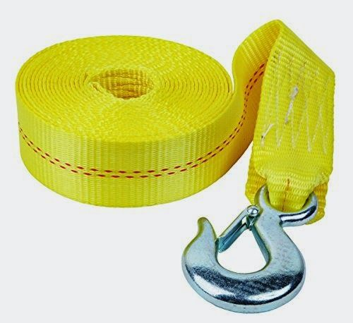 "Fulton (WS20HD0600) 2"" x 20' Heavy Duty Winch Strap with Hook Discount !! - Best Releases PRO"