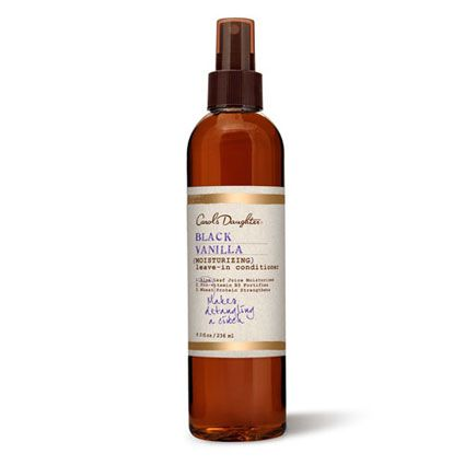 Smells amazing!    Natural Hair Care, Natural Beauty Products, Natural Skincare - Carol's Daughter - Black Vanilla Leave-In Conditioner for Detangling and Refresh