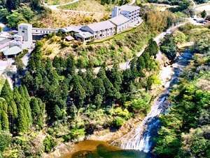 養老温泉 滝見苑