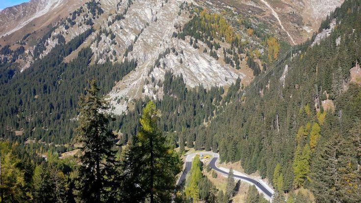 De Milão aos Alpes Suíços