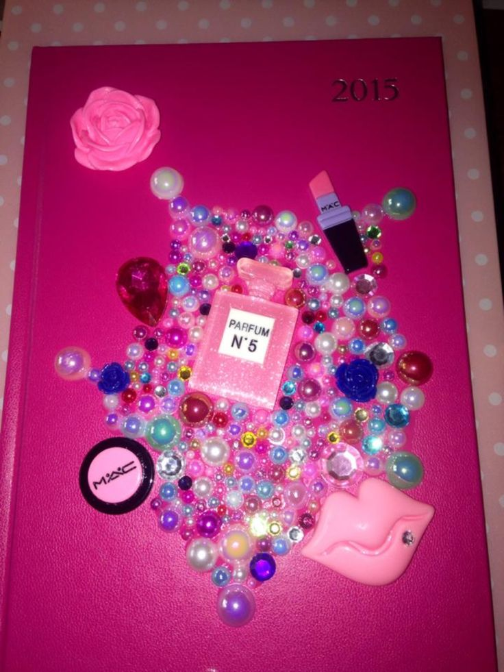 Gorgeous bling customised diaries any theme, make great presents  Comment to order or find me over on Facebook Twitter and Instagram Sparkle by Sam x