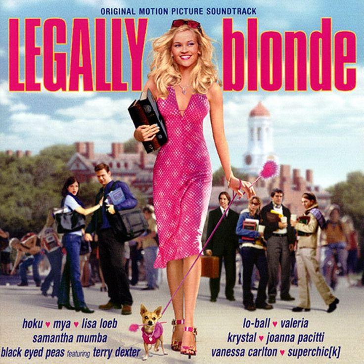 17 Best ideas about Legally Blonde Soundtrack on Pinterest ...