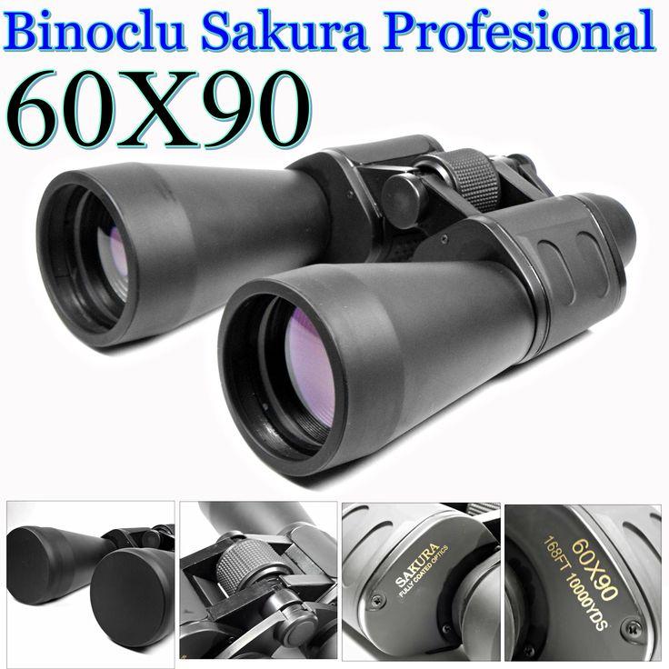 Binoclu Sakura Profesional Original 60X90  Cel mai mic pret de pe piata pe www.e-top-online.ro