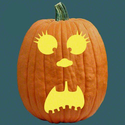 Images about classic jacks pumpkin carving patterns