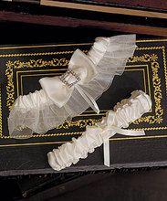 Beverly Clark Duchess Collection Garter Set