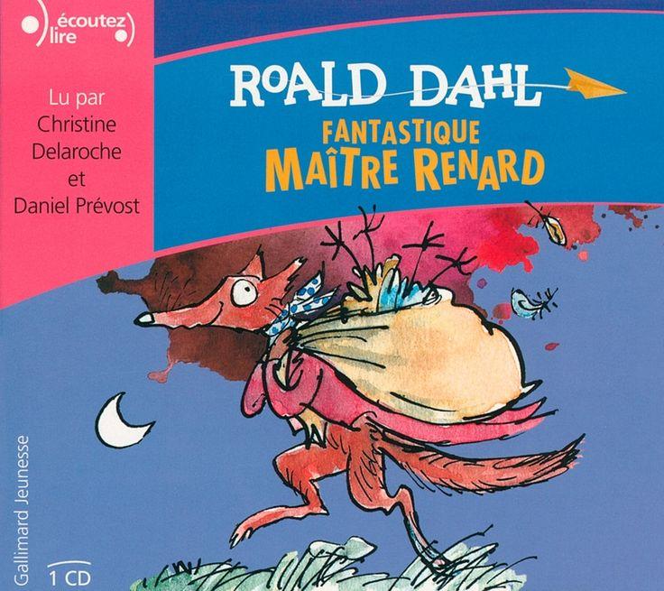 Fantastique Maître Renard, de Roald Dahl