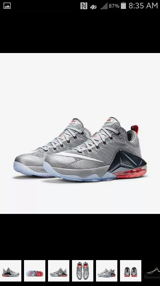 93ef528d1897c4 sale nike lebron 12 low wolf grey release date sneakernews cc4f8 141ab  new  style lebron 12 low lava 70b10 3bf77