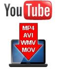 Descarga video desde Youtube y conviertelos a cualquier otro formato de audio y video; mp3, mp4, Mov, AVI, y más!