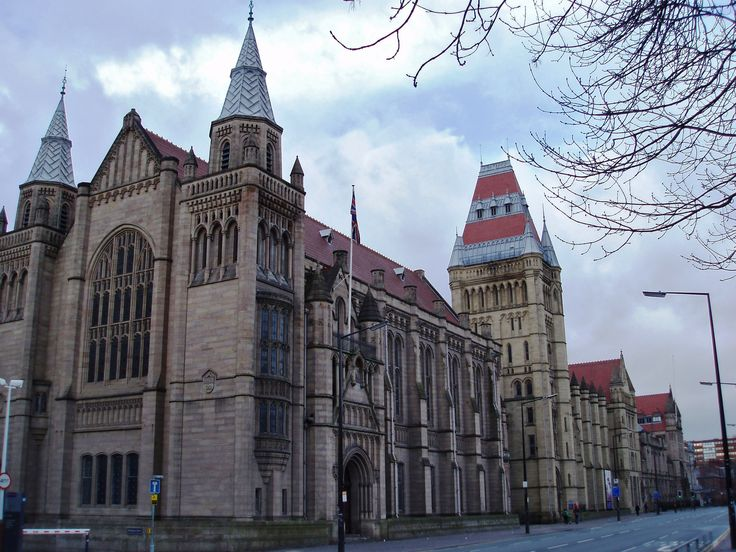 University of Manchester is a must see architecture in UK