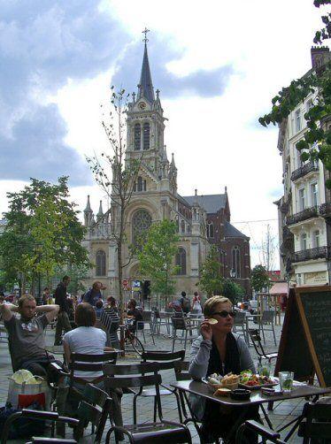 pavis de Saint-Gilles | Saint-Gillesvoorplein (1060 Bruxelles)