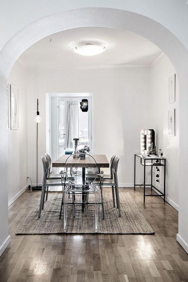1000 id er om chaise transparente p pinterest salle manger contemporaine chaise og les. Black Bedroom Furniture Sets. Home Design Ideas